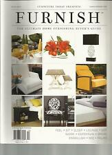 FURNISH,  WINTER, 2012  ( THE ULTIMATE HOME FURNISHING BUYER'S GUIDE )