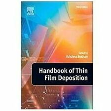 Handbook of Thin Film Deposition by Krishna Seshan (2012, Hardcover)