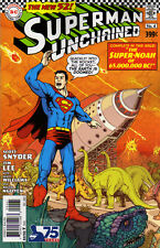 SUPERMAN Unchained #4 - Silver Age - VARIANT Cover 1:50
