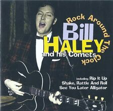 Bill Haley and His Comets: rock Around the Clock/CD/COME NUOVO