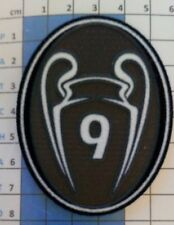 Europe Patch badge Champion's League 9 maillot de foot Real Madrid 2013/2014