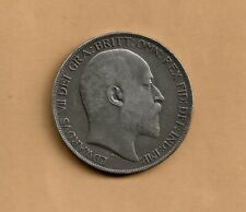 More details for 1902 edward vii 0.925 silver crown coin