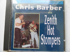 CHRIS BARBER, ZENITH HOT STOMPER <>  With Zenith Hot Stompers  <> VG++ (CD)
