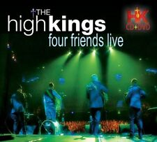 THE HIGH KINGS - FOUR FRIENDS LIVE: CD & DVD SET (November 14th 2014)