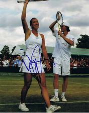 Jelena Jankovic signed 8x10 photo Tennis a Proof