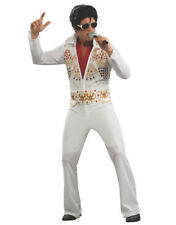 """Elvis Presley Costume, Mens Classic Outfit, Large, CHEST 42 - 44"""""""