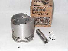 New  Genuine Kohler Piston W/Pins & Clips .010 K91  A-220105, 46-874-03    KS/11