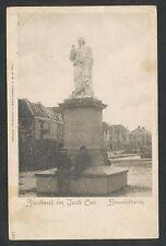 Brouwershaven  Standbeeld van Jacob Cats