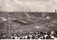 Ancient Ak, Trade Fair City Leipzig, Stadium Der Hunderttausend, 1959