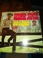 Ultra RARE George Jones Sings The Songs Of Dallas Frazier 1968    MM2149