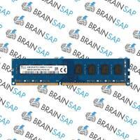 4GB DDR3 RAM Hynix HMT351U6EFR8C-PB - 2Rx8 PC3-12800U-11-12-B1 1600 MHz