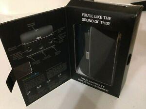 Jabra Freeway Bluetooth In-Car Speakerphone HFS100 COMPLETE IN BOX Free USA Ship