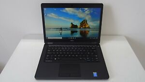 Dell Latitude E5450 laptop, Intel core i3 CPU, 8GB RAM, 128GB SSD, Win 10, WiFi