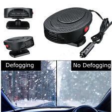 Portable Car Heater Fan Rapid Winter Warmer Heating Device Windshield Demister