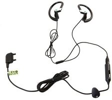New OEM Sony Ericsson Stereo Headset Earbuds Headphones w/ Mic and Answer Key