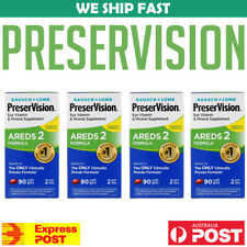 Bausch & Lomb PreserVision AREDS 2 Formula 90 Soft Gels