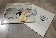 Stephen Foster Song Book, The Robert Shaw Chorale Vinyl Record LP, Song Book