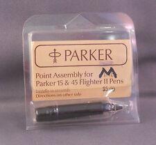 Parker Medium Steel Fountain Pen Nib-Fits Parker 15 --NEW OLD STOCK