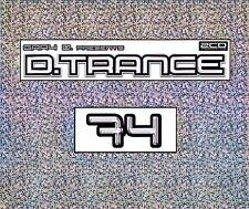 D.TRANCE 74 (GARY D., MYDE, RAZBO, ...) 3 CD NEU