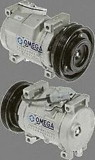 Omega Environmental Technologies 20-21421AM New Compressor And Clutch