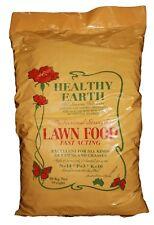 Healthy Earth Lawn Food 10Kg Fertilizer Organic Plant Garden Soil