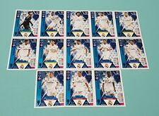 Topps Match Attax Champions League 2018/2019 alle 13 Real Madrid Winners