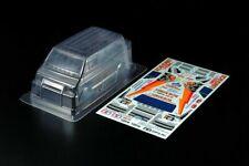 Tamiya 54927 1/24 Scale RC Lunch Box Mini Clear Body Parts Set