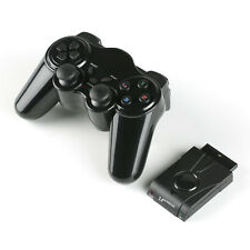 Gamepad für Ps2 dual Vibration Wireless schwarz kabellos