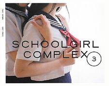 SCHOOLGIRL COMPLEX 3 Japanese photo book from Japan