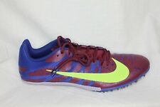 Nike Zoom Rival S 9 Sprint Racing Spikes Track Men's Women's Purple Msrp $65 New
