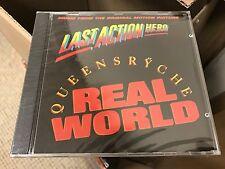 QUEENSRYCHE REAL WORLD CD SINGLE COL CSK 5271 DJ PROMO