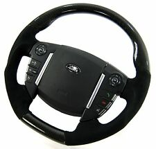 Steering Wheel carbon & alcantara for Range Rover SPORT 2010 on autobiography