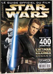 Star Wars Lucasfilm Magazine HS n°2 Guide Officiel Attaque des clones 2002
