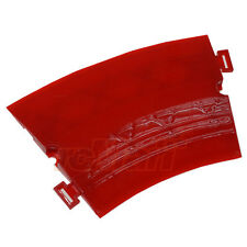 Slidelogy Track Kerb 20 Degree Tight Curve Red RC Cars Drift Track #SDY-0130RD