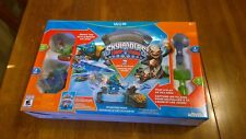NEW SKYLANDERS TRAP TEAM STARTER PACK for Wii U - 2 ways to play!