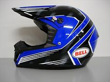 BELL SX1 RACE BLUE SMALL