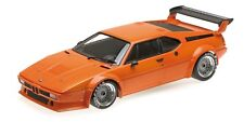 1979 BMW M1 PROCAR ORANGE 1/12 DIECAST MODEL CAR BY MINICHAMPS 125792900