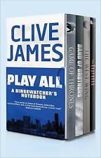 Play All: A Bingewatcher's Notebook by Yale University Press (Hardback, 2016)