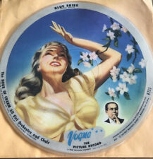 Vogue Picture Record R733 RARE Blue Skies /Seville