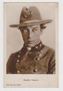 "Buster Keaton Movie Film Actor Vintage 1920s ""Ross"" Photo Postcard (59590)"
