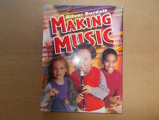 Silver Burdett Making Music  Hardcover Textbook Red Cover 2002