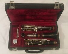 LeBlanc Paris Noblet Bb Clarinet with Case (Newly Re-padded)