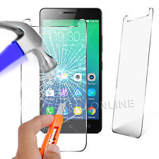 Genuine Premium Tempered Glass Screen Protector for Lenovo A6000 Plus