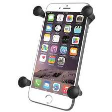 Ram Mount RAM-HOL-UN10BU Universal X-Grip Large iPhone & Smartphone Cradle