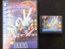 Sonic 3 para mega drive 16 Bit usado sin instrucciones