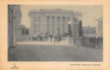 MA -RARE! 1900's Harvard University Medical School in Cambridge, Massachusetts