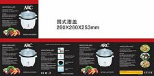 Arrocera Eléctrica Automática Arc- Ar1500rc capacidad 1 5 Litro- 8 tazas