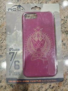 D-Tech Disney Parks iPhone 7/6/6s Plus Case ACE Pandora Avatar New