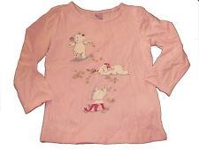 NEU Dopodopo süßes Langarm Shirt Gr. 92 rosa mit witzigem Eisbär Motiv !!