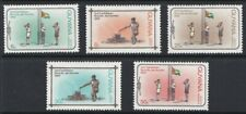 Guyana MINT 1969 Scout jamboree set sg504-508 MNH